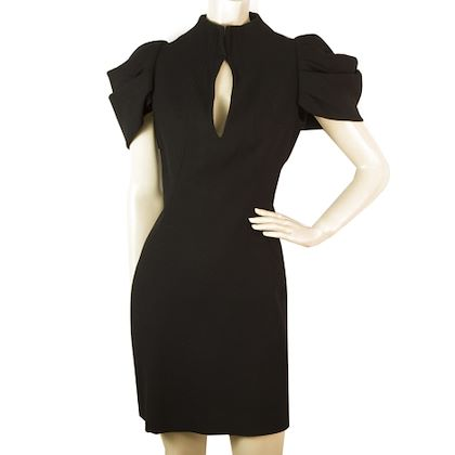 alexander-mcqueen-black-mini-dress-2