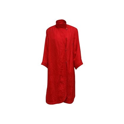 vintage-red-ungaro-brocade-coat
