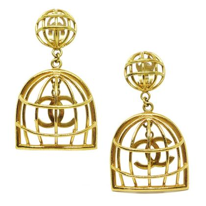 chanel-cc-logos-birdcage-shaking-earrings-gold-2
