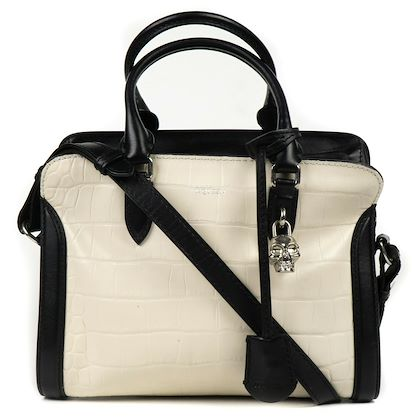 alexander-mcqueen-skull-tote-zip-crossbody-bag-crocodile-white-black-leather