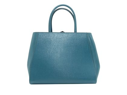 teal-fendi-leather-2jours-satchel