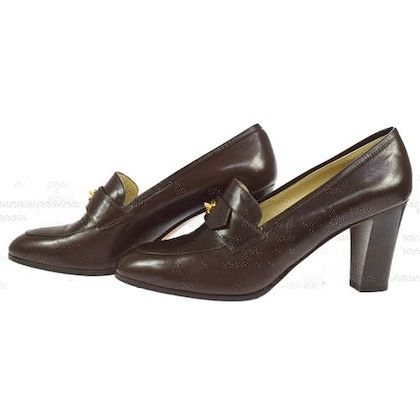 chanel-turnlock-heels-loafers-shoes-brown-36-12
