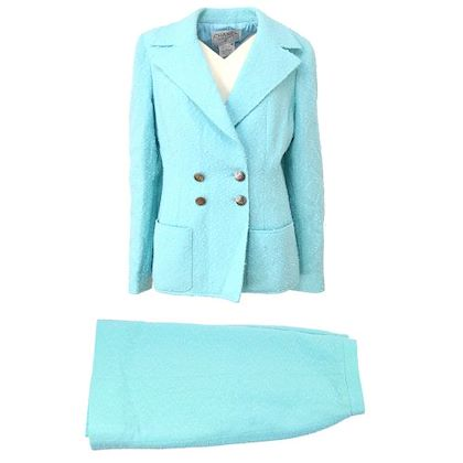 chanel-double-breasted-jacket-skirt-set-up-suit-light-blue-38