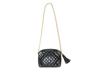 black-chanel-quilted-patent-leather-crossbody-bag