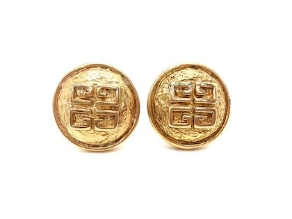 givenchy-1980s-vintage-clip-on-earrings