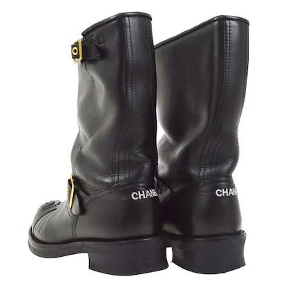 chanel-cc-logos-medium-boots-shoes-black-36