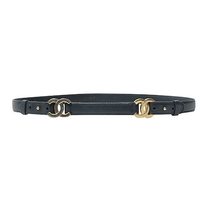 chanel-double-cc-mark-belt-navy