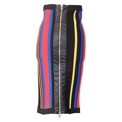 balmain-rainbow-skirt