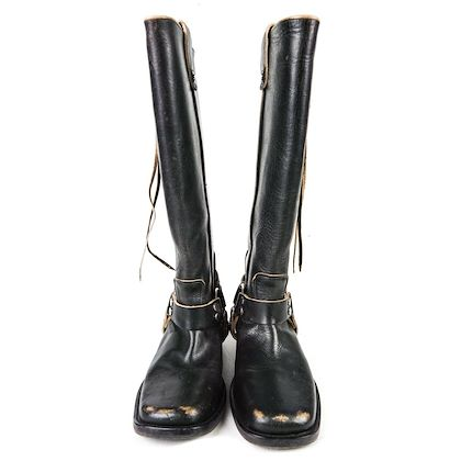 balenciaga-boots-with-tassels-black-leather-square-toe-silver-shoes-7-37