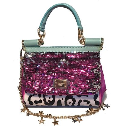 dolce-and-gabbana-pink-sequin-zebra-calf-hair-leather-small-miss-sicily-baguette