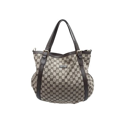 brown-gucci-gg-canvas-shoulder-bag