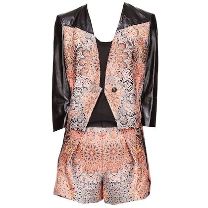 helmut-lang-jacket-shorts-set