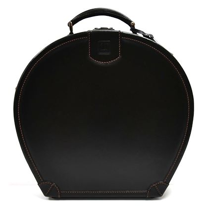 vintage-dunhill-black-leather-round-hat-box-suitcase-rare