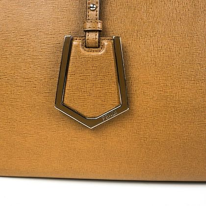 fendi-2jours-bag-2350-brown-leather-silver-hardware-tag-charm