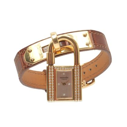 hermes-1995-made-special-edition-18k-diamond-porosus-kelly-watch-miel
