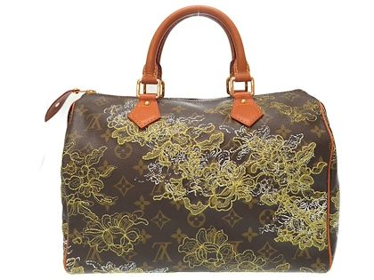 louis-vuitton-monogram-dunther-speedy-30-embroidery-2007-limited-edition-gold-m95398-handbag-bag-0498-3
