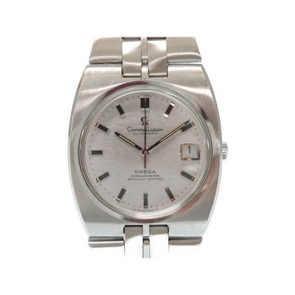Omega Constellation Chronometer Automatic Men\'s Watch Vintage Antique 0025