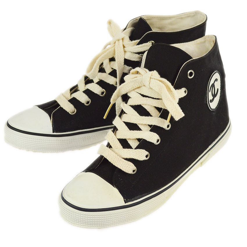 chanel sneakers size 13